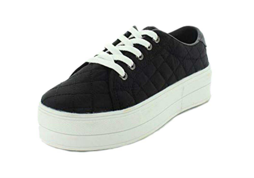 Wanted Womens Monorail Sneaker Black Black Black 8.5 M US e6f41d