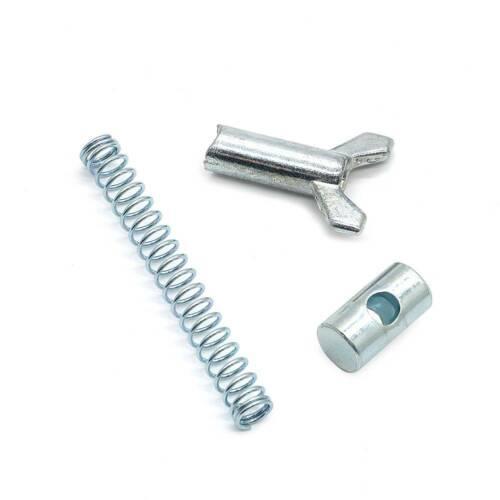 Brake Adjuster Nut Arm Spring Joint Kit For Honda ATC200 Foreman 400 TRX450 250