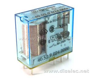 1-Reles-40-52-9-024-0000-relay-Finder-24V-8A-250V-F4052-24