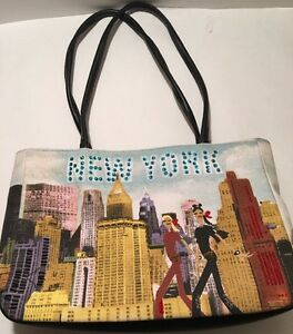Image Is Loading Frankie Amp Johnnie New York Sequined Purse And