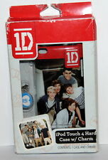 NIB 1D One Direction iPod Touch 4 Hard Case with Charm  -$34.00 VALUE Justice