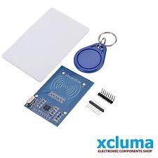 XCLUMA MFRC-522 RC522 RFID RF CARD READER MODULE| S50 FUDAN CARD KEYCHAIN BE0017