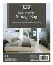 NUOVO Pieghevole non tessuto leggero Portaoggetti Storage Bag Box Organizzatore Zip Aperta
