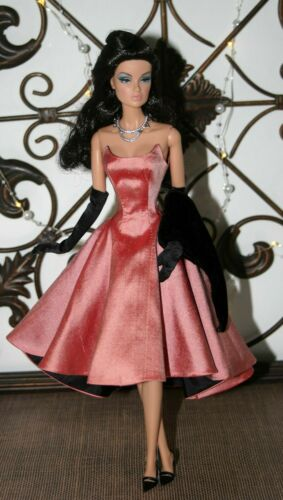 """Reminisce Doll Clothes Sewing Pattern 12.5/"""" Fashion Royalty Integrity"""