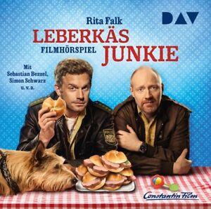 LEBERKASJUNKIE-FILMHORSPIEL-FALK-RITA-CD-NEW