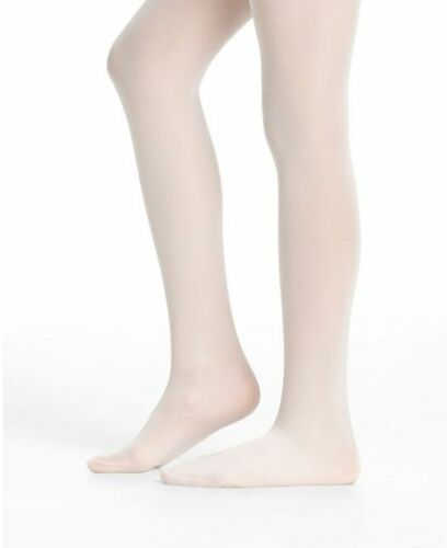 Danskin 69 Women/'s Size B Theatrical Pink DuraSoft Nylon Footed Tights