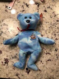 TY Beanie Babies Bear, PINTA, COLUMBUS SHIPS Bear, 2004
