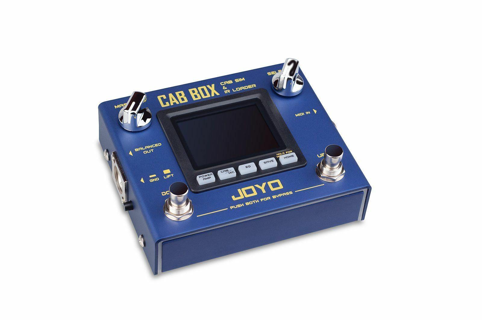 Joyo R-08 Cab caja caja caja Cab Sim e ir Loader 334dc5