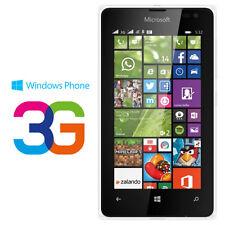 Microsoft Lumia 532 (UNLOCKED) White - 3G(HSPA) Dual Sim Window Phone 8GB - New