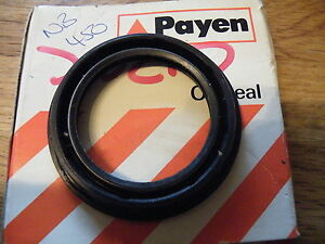 Crankshaft Oil Seal fits KIA CERATO 1.8 Transmission End 01 to 04 T8 Payen New