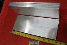 5 Pieces 14 X 4 6061 Aluminum Flat Bar 10 Long T6511 25 Plate Mill Stock