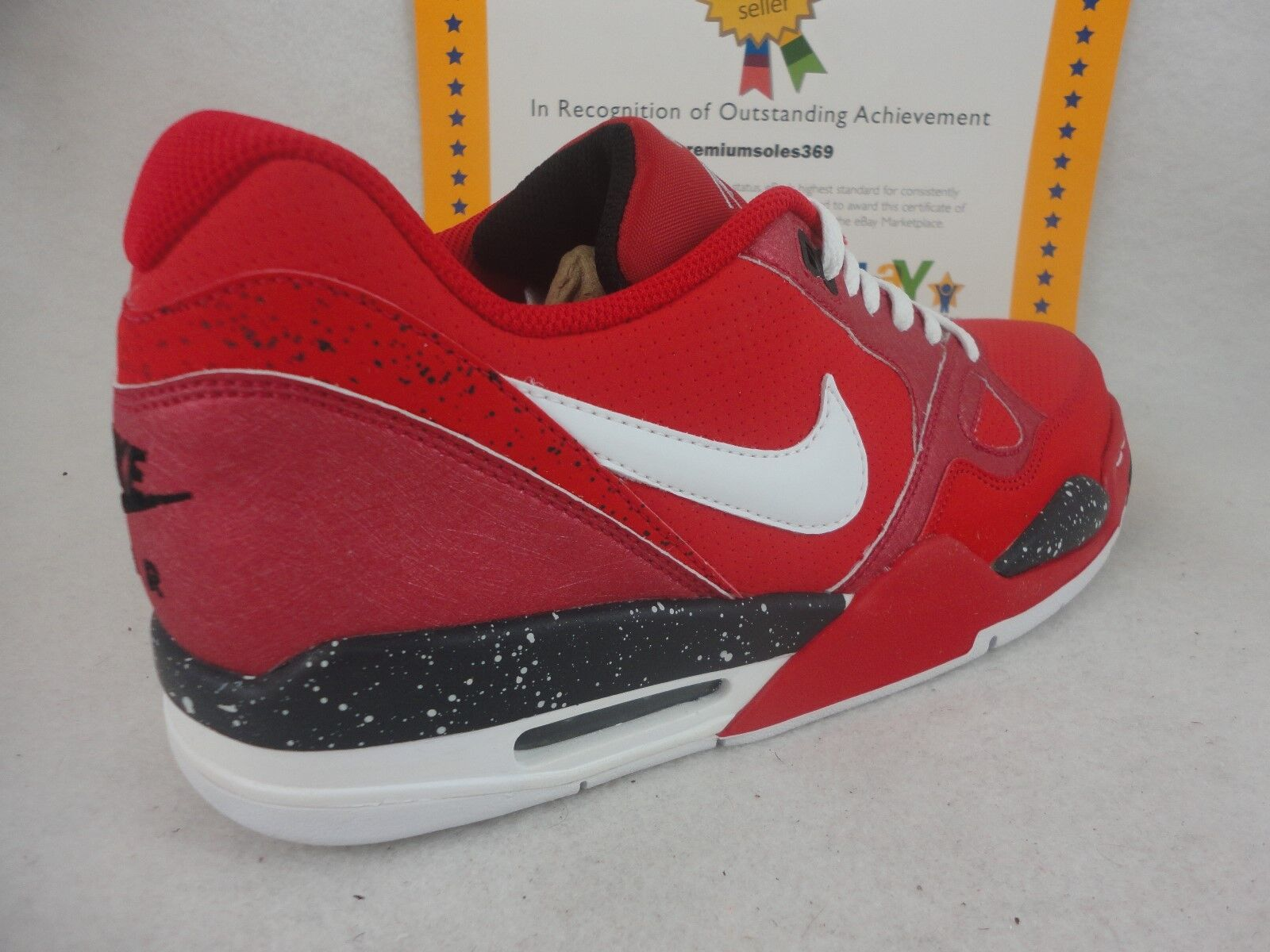 Nike Flight '13, Red / Anthracite, Toro, 2018 DS, Size 10.5