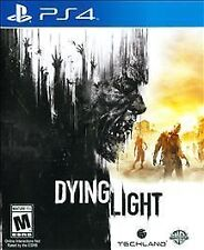 Dying Light (Sony PlayStation 4, 2015)