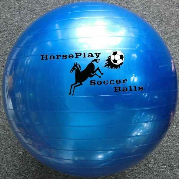 REPLACEMENT BLADDER for the  Big Boy-48  HorsePlay Soccer & Horse Training Ball