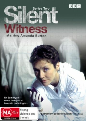 1 of 1 - Silent Witness : Series 2 (DVD, 2007, 2-Disc Set)