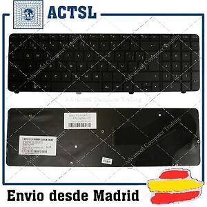 NUEVO-TECLADO-ESPANOL-PARA-PORTATIL-HP-COMPAQ-CQ72-G72-NEGRO