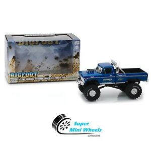 Greenlight-1-43-BigFoot-1-1974-Ford-F-250-The-Original-Monster-Truck-86097