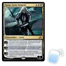 SORIN, GRIM NEMESIS Shadows Over Innistrad SOI Planeswalker Magic MTG MINT CARD
