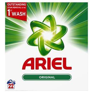 Ariel Original Biological Washing Laundry Detergent Cleaning