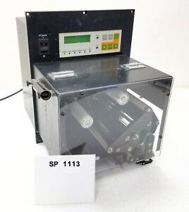 Sato-M8400S-Thermal-Transfer-amp-Direct-Thermal-Label-Printer-Stock-SP1113