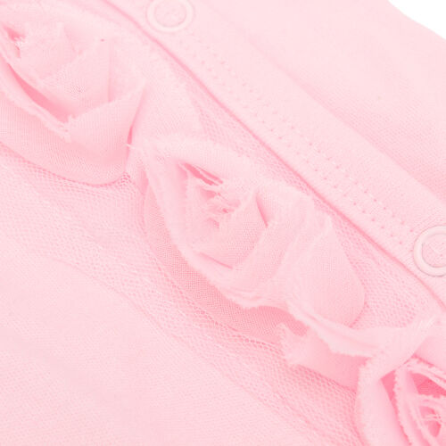 22/'/' Pink Reborn Newborn Baby Girl Doll Clothes Jumpsuits Headdress Handmade