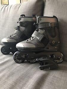 2019-K2-Uptown-Inline-Skates-Size-7-0-RIDDEN-ONCE