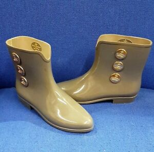 V 39 Boots Ladies 6 Melissa Taglia Shoes Grey Wellingtons Women Westwood Used vAwBqaHzBx