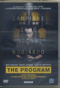 THE-PROGRAM-STEPHEN-FREARS-bollino-noleggio-DVD-NUOVO