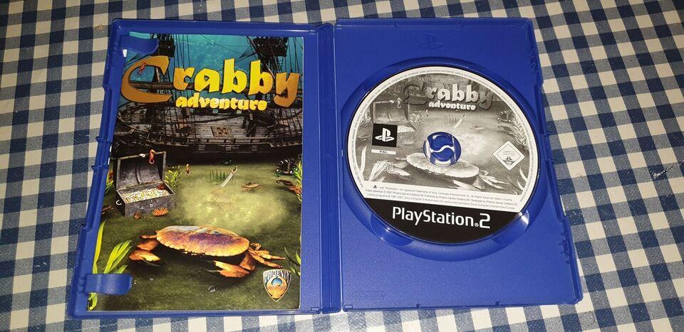 Playstation 2, Crappy - sjældent Ps2 spil