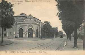 ROUEN-le-Cirque-et-le-Boulevard