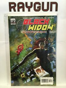 Black-Widow-The-Things-They-Say-About-Her-3-VF-NM-1st-Print-Marvel-Comics