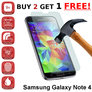 Samsung-Galaxy-Note-4-Premium-Tempered-Glass-Screen-Protector-from-Canada