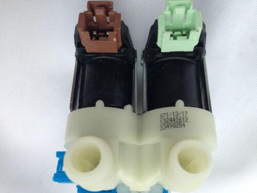 Genuine Electrolux Washing Machine Water Inlet Valve EWF12821 914900291
