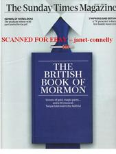 PIPER KERMAN The Mormons HOLLY WILLOUGHBY Bridgid Nzekwu Sunday Times Mag