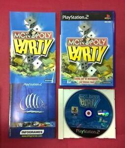 Monopoly-Party-PLAYSTATION-2-PS2-USADO-MUY-BUEN-ESTADO