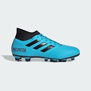 Adidas-Predator-19-4-S-FXG-EF0383-Homme-Chaussures-De-Football-Taille-12-Seulement-Petit-Ajustement