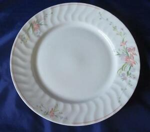 Set-of-Six-6-Royal-Worcester-PINK-WHISPER-Dinner-Plates-New