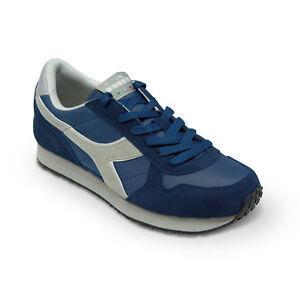 Scarpe Sneaker Uomo DIADORA Modello K RUN L II Colore Saltire Navy