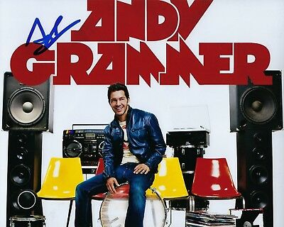 Signed Autographed 8x10 Photo A2 Coa Do You Want To Buy Some Chinese Native Produce? Gfa Honey I'm Good Star Andy Grammer