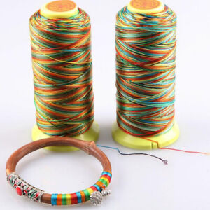 1-Roll-550m-Braided-Thread-Cord-String-for-DIY-Jewelry-Bracelet-Beading-1mm