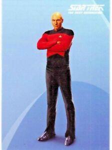 STAR-TREK-TNG-PORTFOLIO-PRINTS-P1Promo-Card-P1-Captain-Picard-by-RITTENHOUSE