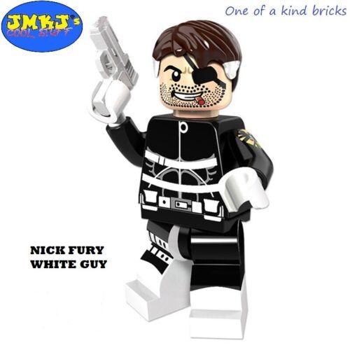 Marvel DC Heroes Rare Custom Minifigures Block Brick Compatible w// Lego NIP USA