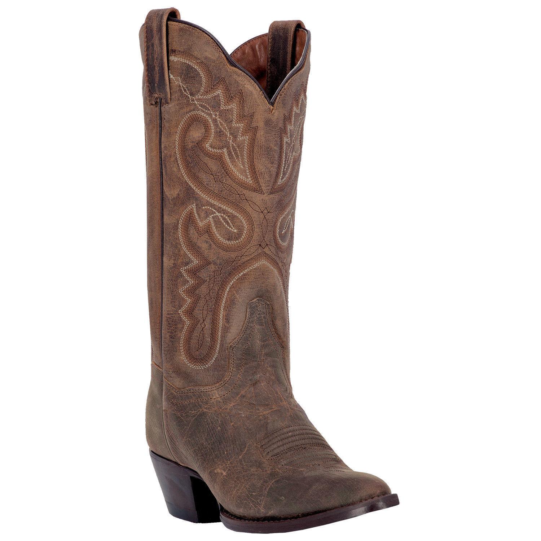 Dan Post Pelle Marla Donna Bay Apache Mignon Western Cowboy Boot DP3571