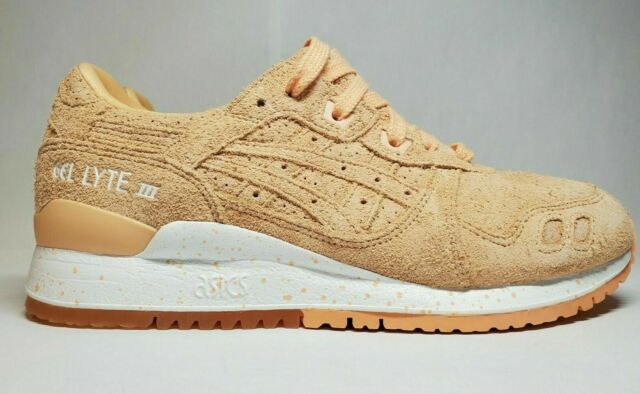 Indígena veterano marxista  ASICS GEL Lyte III 3 H511l Miami Vice Pack White Leather Men's Running Shoes  10.5 for sale online | eBay