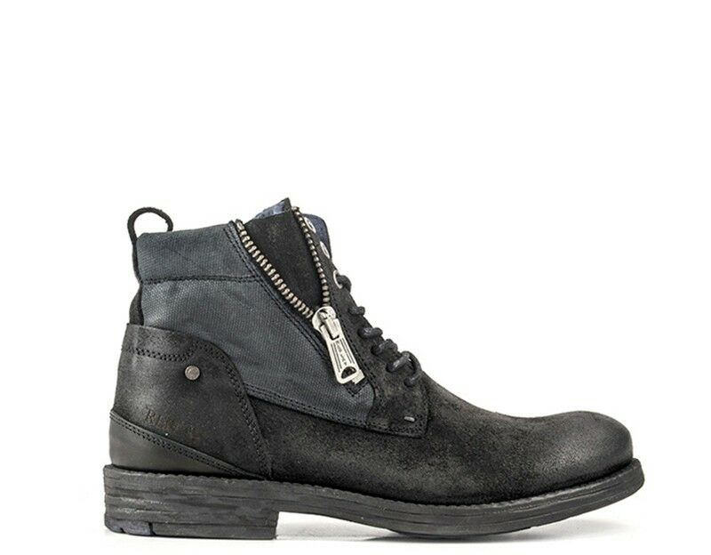 Schuhe REPLAY Mann schwarz  RC410004LNE