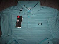 Under Armour Golf Polo Shirt Size Xl Xxl 3xl Men $$$$