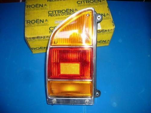Feu arrière gauche Seima pour Citroën GS 01/73->77                    GX5316002E