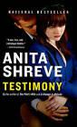 Testimony by Anita Shreve (Paperback / softback)