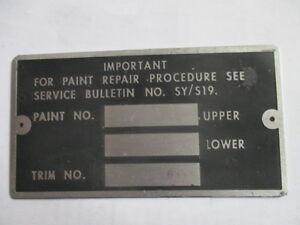 Color-Panel-ABOLLADURAS-Placa-de-identificacion-de-la-etiqueta-S40