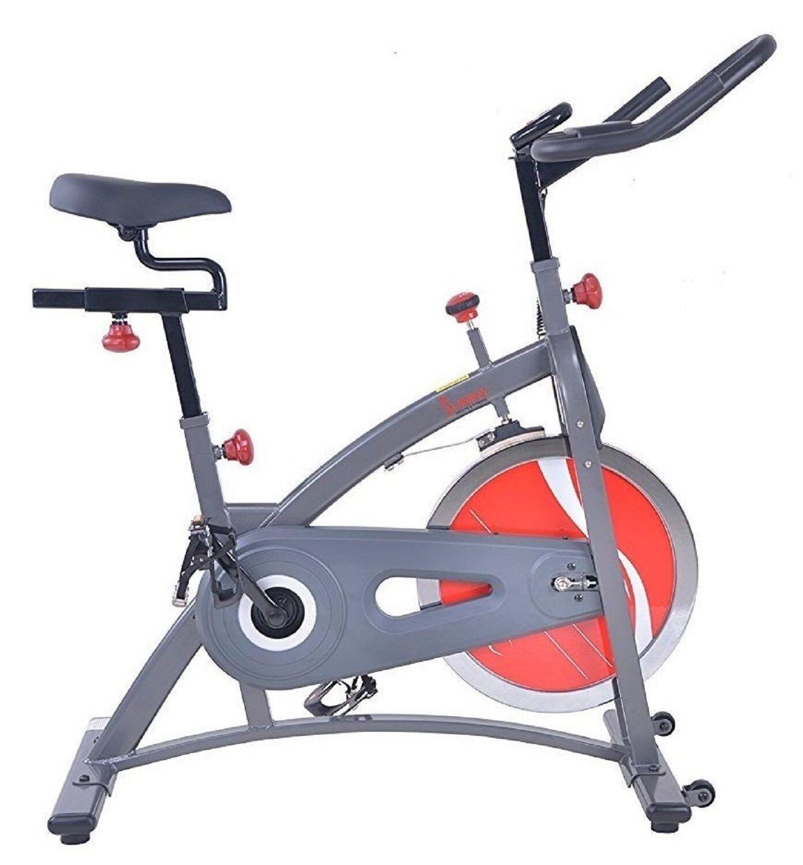 Sunny Health & Fitness SF-B1423C Chain Drive Indoor Cycling Bike NEW bike chain cycling drive fitness health indoor new sunny